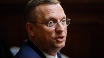 Rep. Doug Collins announces Senate run against Loeffler