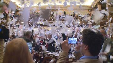 Legislators expand medical cannabis, families of patients celebrate