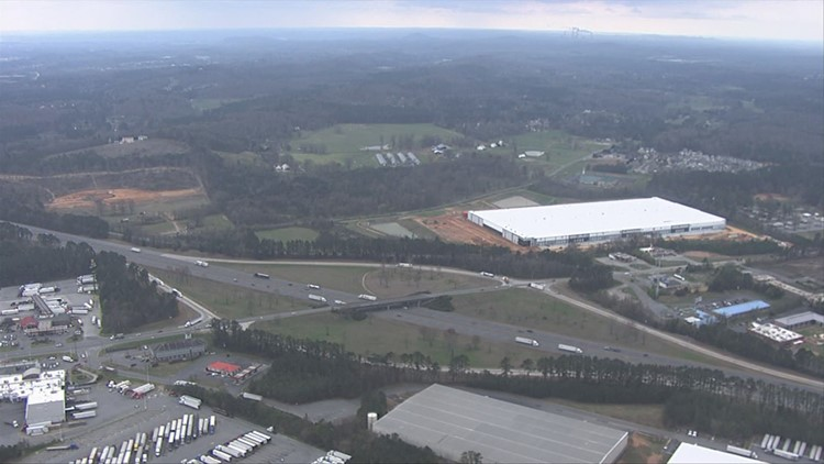 Chick-fil-A distribution center to bring 300 jobs to Bartow County