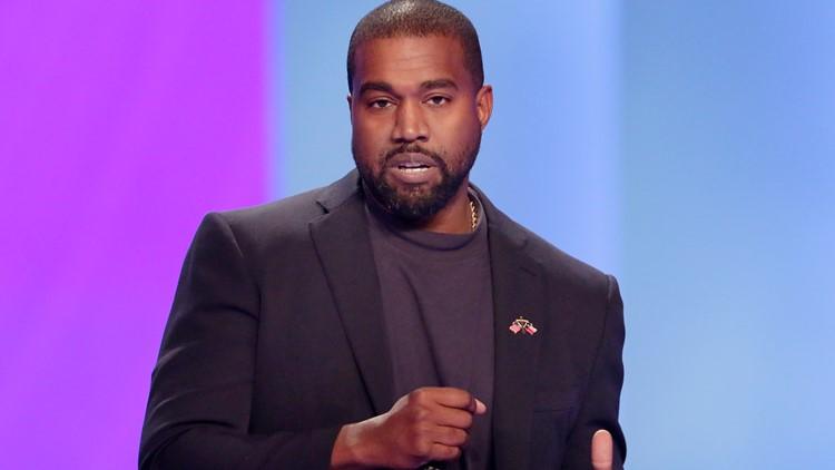 Kanye West holds album listening party at Mercedes-Benz Stadium