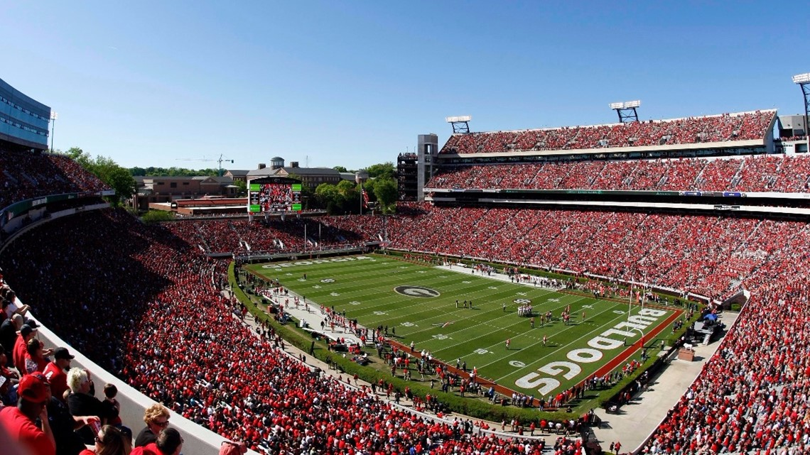 UGA will not sell alcohol for athletic events next season