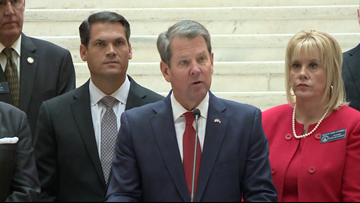 Gov. Brian Kemp unveils Medicaid plan with work requirement