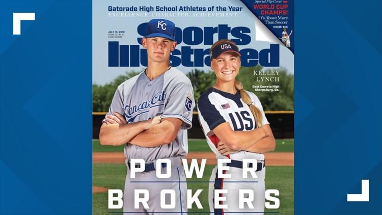Kelley Lynch Sports Illustrated