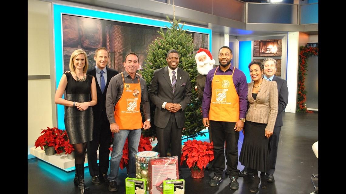 Surprise Chesley Mcneil Gets A Christmas Tree 13wmaz Com