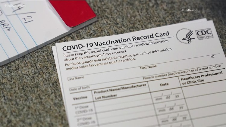 COVID dark market, fake vaccine cards, and how scammers are stealing your information
