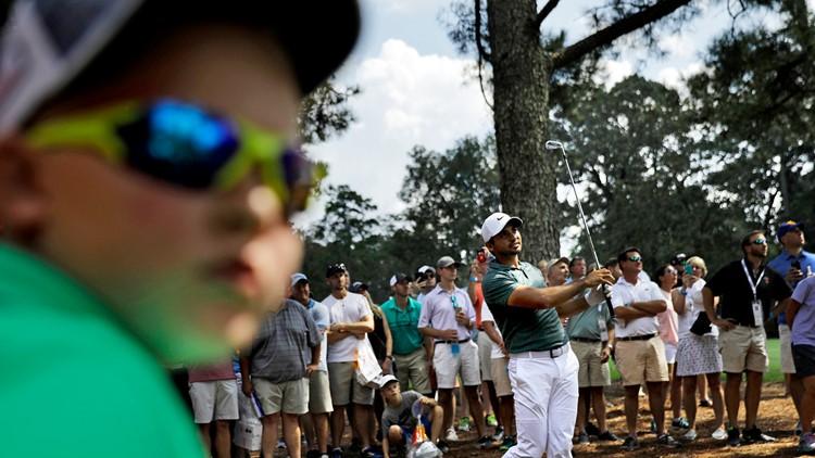 Tour Championship Golf East Lake Club Atlanta