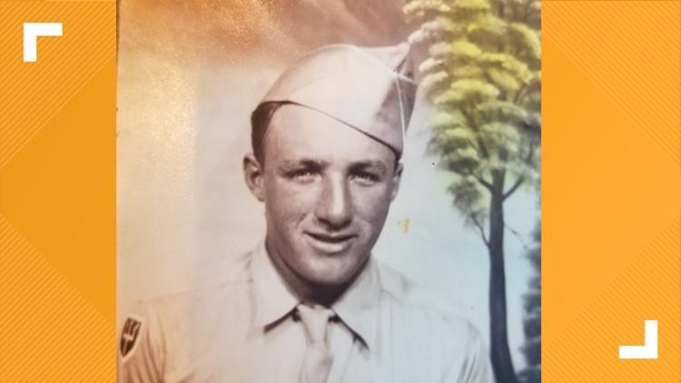 Hulett A Thompson WWII Veteran