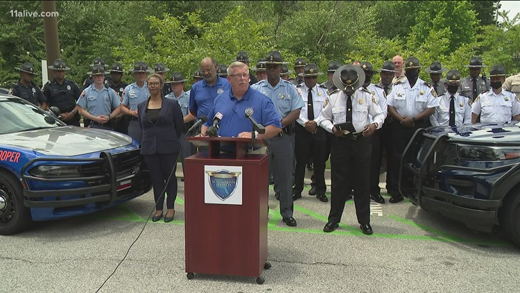 'Operation Southern Shield' annual speeding crackdown begins