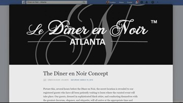 Secret Atlanta dinner party leaves paying customers with empty stomachs after last-minute change