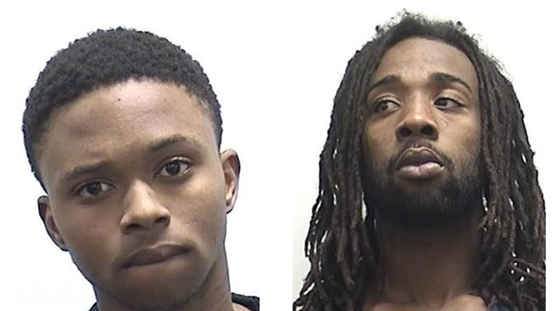 2 arrested, 1 sought in Athens mobile home drive-by shooting