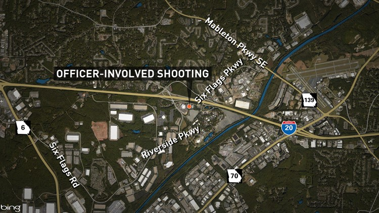 Cobb Co  Police responding to officer-involved shooting