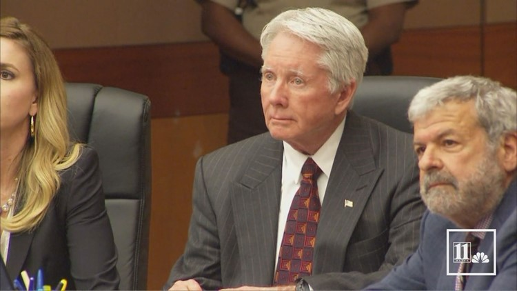 Tex McIver sentenced to Life with the possibility of parole
