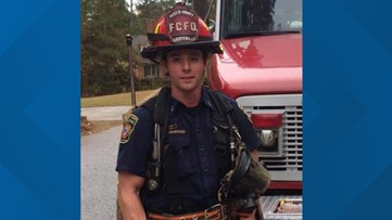 'Grieving heart': Fayette County mourns firefighter's death by suicide
