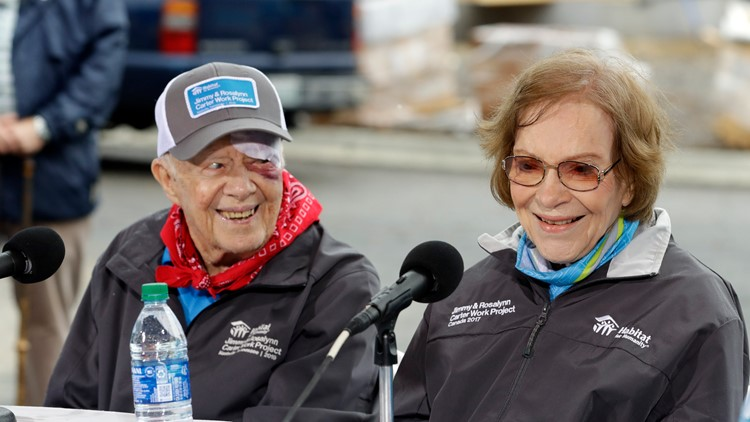 Jimmy Rosalynn Carter