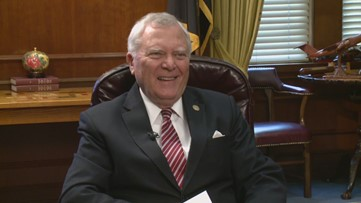 Former Gov. Nathan Deal headed back to Mercer as 'distinguished professor'