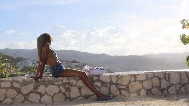 Ivy Jamaica Vacation