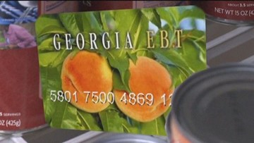 Does the new food stamp rule affect you in Georgia?