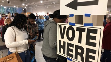 New legislation introduced to change Georgia voting laws