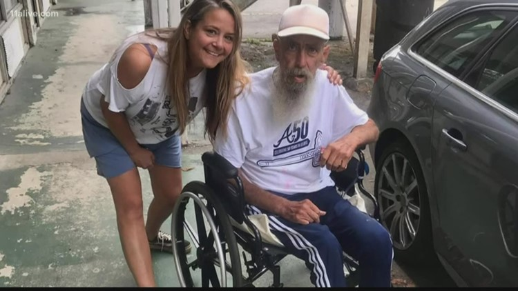 Above and beyond: A stranger's mission to help a homeless war veteran