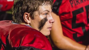 WATCH: Pike County coach brings community together, amid the Dylan Thomas tragedy
