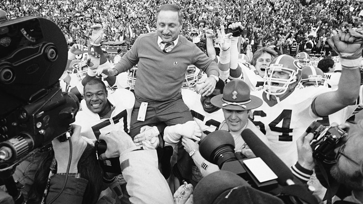 Catching up with UGA legend Vince Dooley