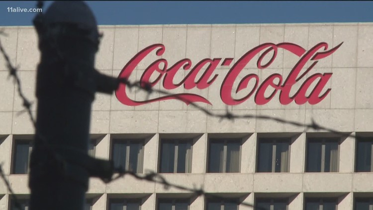 Some Georgia GOP lawmakers seek removal of Coke products amid election law backlash