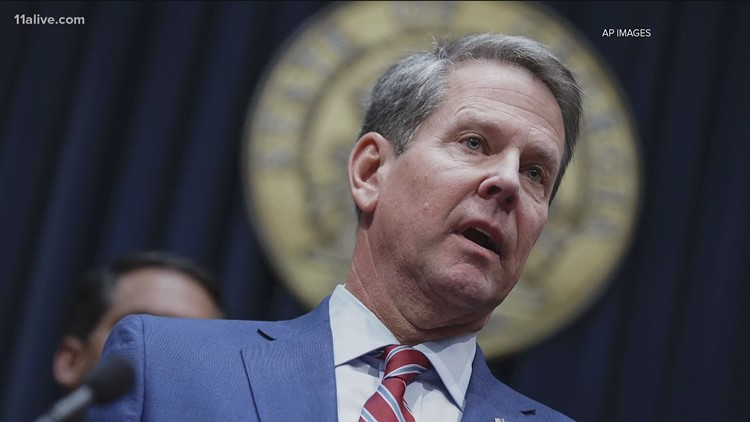 'Georgia will not lock down': Gov. Kemp responds to calls for lockdown, mask mandate