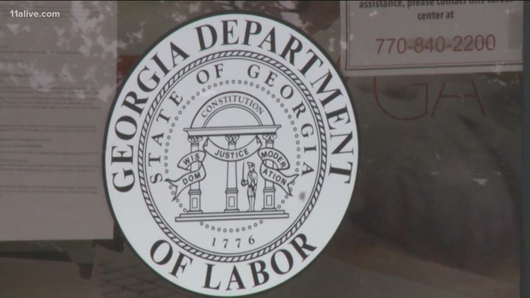 Georgia to opt out of extra $300 federal unemployment supplement, Kemp says