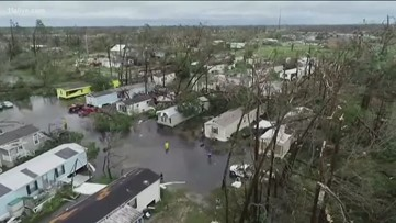Disaster aid for Georgia and other states stalled amid Senate fight over Puerto Rico