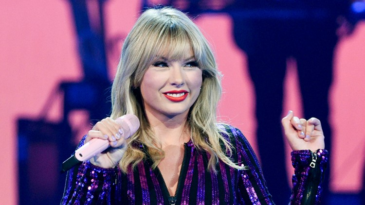 Taylor Swift to perform free concert at Final Four in Atlanta
