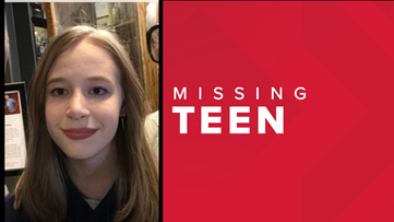 Reward for Julia Mann increased to $20,000   Teen has been missing since Feb. 20