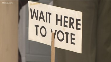 Lawmakers debate new bill to overhaul Georgia elections
