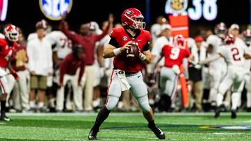 Jake Fromm the constant in ever-evolving NCAA QB transfer saga