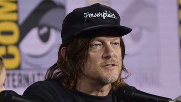 'The Walking Dead' actor Norman Reedus, executive producer turn Georgia restaurant into grocery store