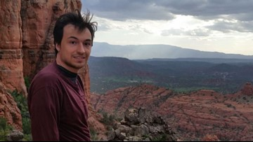 Murdered before he ever got to start Ga. Tech's Ph.D. program, a small part of him was at still graduation