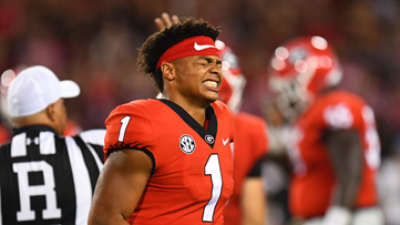 Source: UGA QB Justin Fields planning transfer to Ohio State