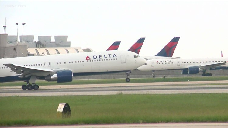 Off-duty attendant could face 20 years in prison after Atlanta-bound flight forced to land early