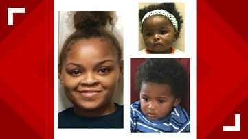 Mom and two children reported missing in Monroe