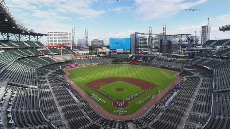 Atlanta Braves announce 2022 schedule