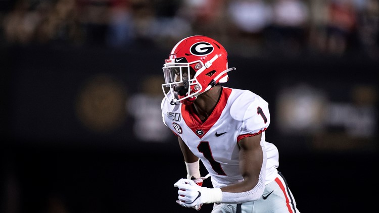 UGA star player George Pickens suffers ACL injury