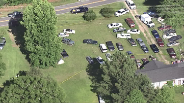 3 dead after double-murder suicide in Lamar County, sheriff says