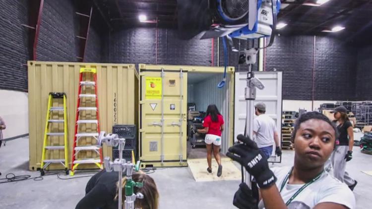 Georgia Film & TV announces blockbuster year despite pandemic's impact on production