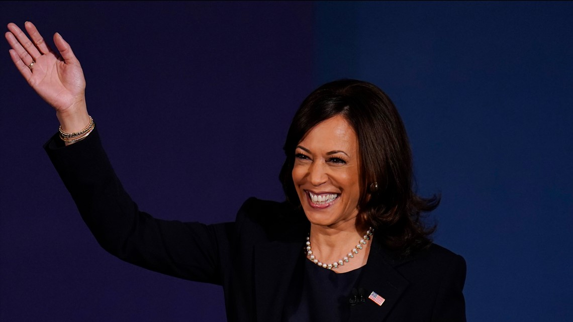 Kamala Harris in Atlanta today | What to know about her visit