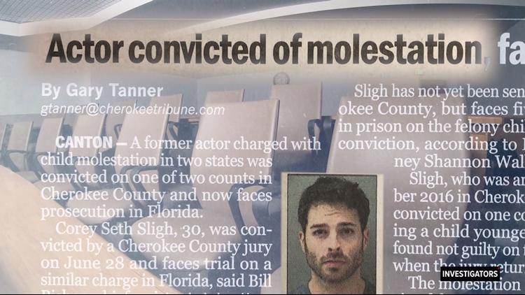 Corey Sligh Convicted