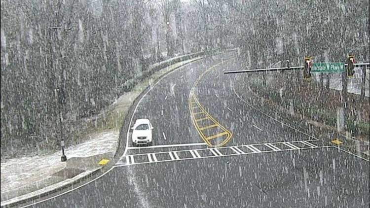 Cobb County Snow