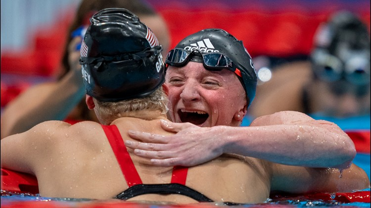Told she wouldn't live much longer four years ago, Georgia native captures gold medal at Paralympics