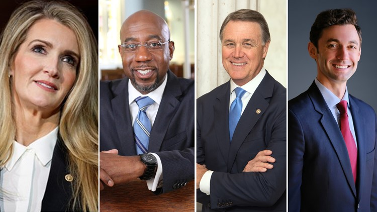 Georgia January 2021 runoff election voter guide