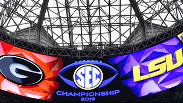 LIVE UPDATES: Georgia vs. LSU in SEC Championship