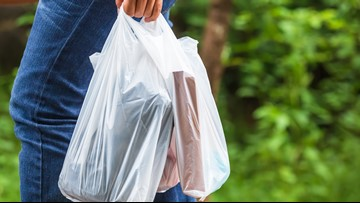 Georgia lawmaker wants to outlaw plastic grocery bags statewide