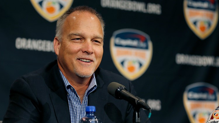 Mark Richt may have Parkinson's, but that won't change his attitude or faith
